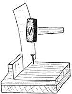 Инструмент - Как правильно забить гвоздь