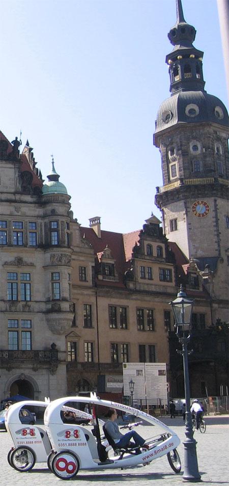Как туристу интересно провести время в Дрездене?