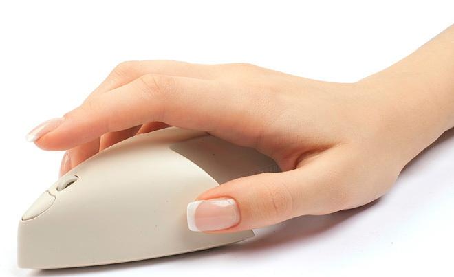 синдром компьютерной мышки