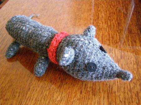 Как сделать вязаную игрушку для ребенка?