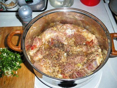 рецепты кавказский шашлык