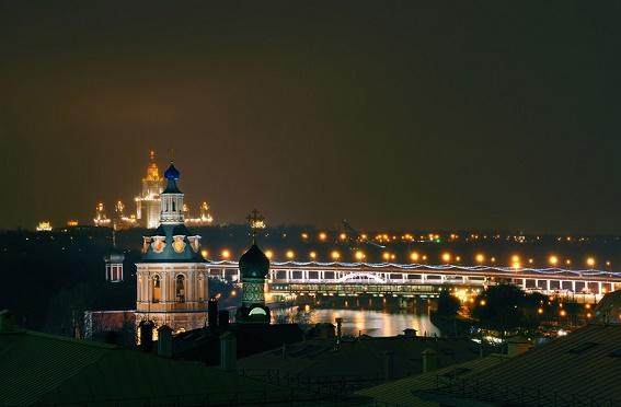 Как увидеть Москву с высоты птичьего полета. Часть 4