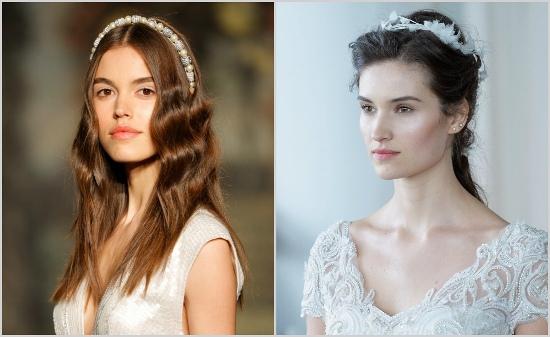 Как выбрать модную свадебную прическу: тенденции осенне-зимнего сезона 2015/2016