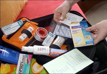Как правильно сформировать дачную аптечку