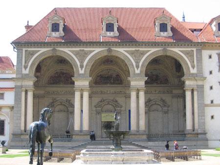 Как, гуляя по Праге, научиться разбираться в архитектурных стилях?
