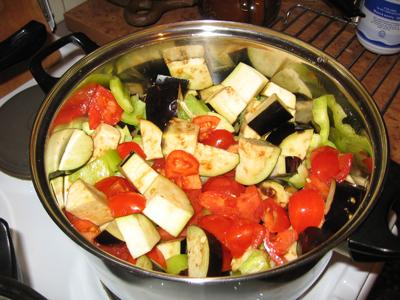 Как приготовить баклажаны?