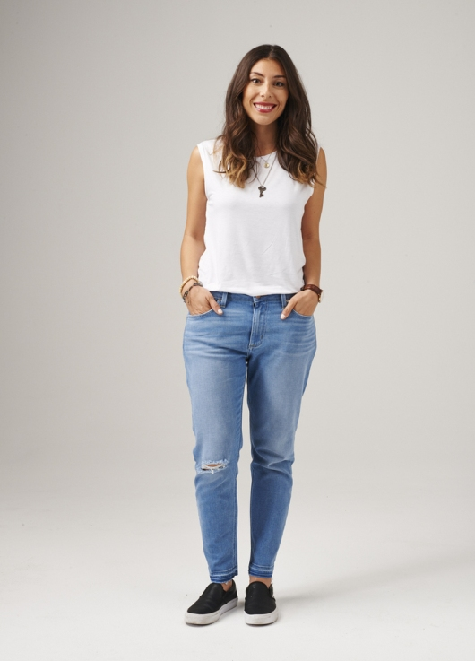 Как подобрать идеальные джинсы для вашего телосложения