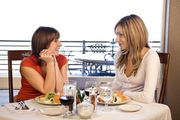 10 способов побаловать себя: Устройте встречу с подругами