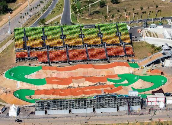Как выглядят спортивные объекты Летних Олимпийских игр 2016 (Часть 2)