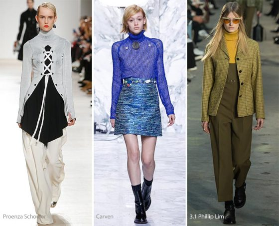 Как быть модной зимой 2017: тренды сезона