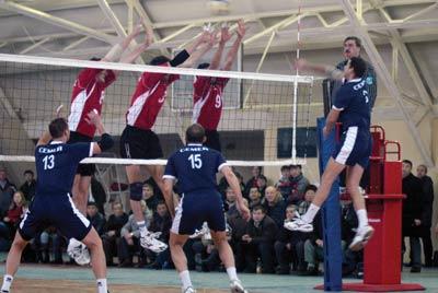 Как появился волейбол