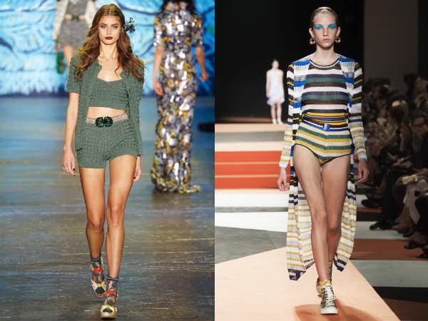 Как выбрать модные женские шорты: тренды летнего сезона 2016