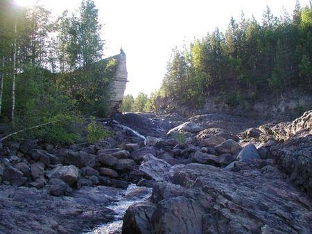 Карелия, горный парк «Рускеала»