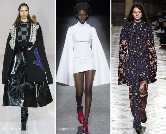 Как быть модной осенью 2016: тренды сезона (Часть 1)