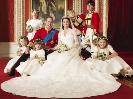 Как выглядят самые красивые и знаменитые свадебные платья в истории