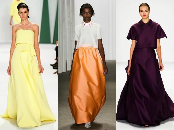 Как выбрать вечернее платье на выпускной вечер: тренды 2015