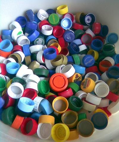 Пластиковые крышки своими руками фото