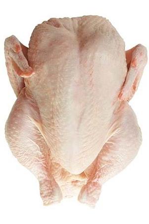 Как выбрать замороженную курицу