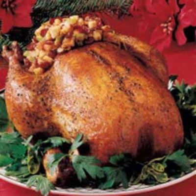 Как приготовить фаршированную курицу