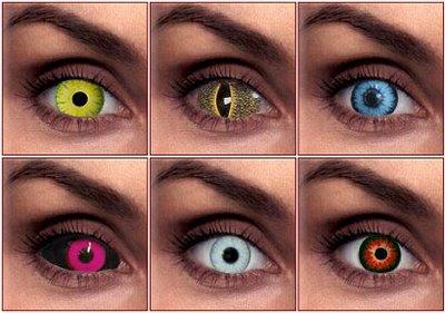 Декоративные контактные линзы OK Vision FUSION FANCY