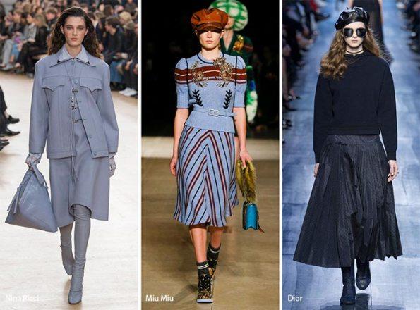 Как быть модной осенью 2017: тренды сезона