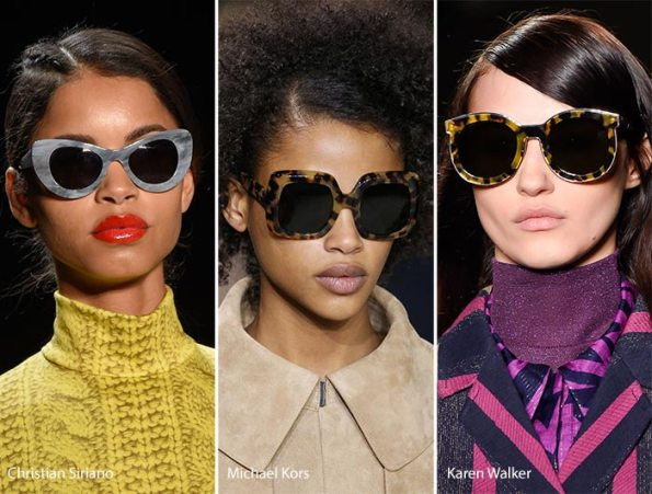 Как выбрать модные солнцезащитные очки: тренды лета и осени 2016
