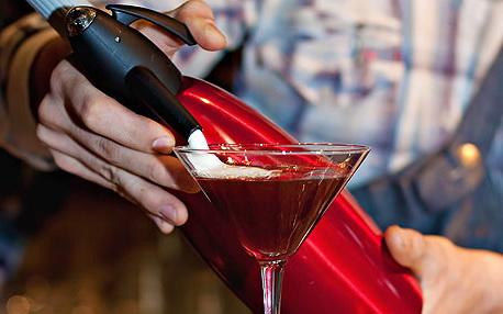 Как приготовить легкие коктейли на День Влюбленных?