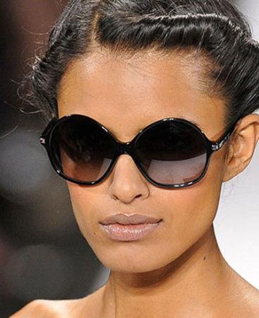 Очки для удлиненного, худого лица