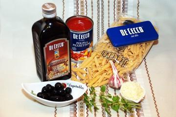 Как приготовить пасту с оливками?