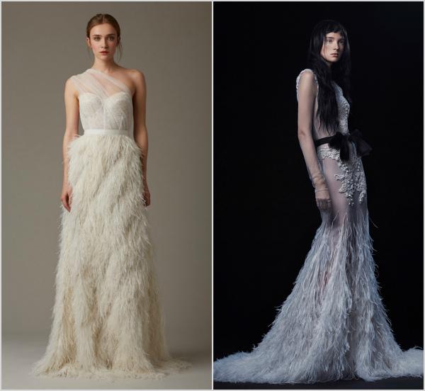 Как выбрать модное свадебное платье: тренды 2016