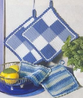 Как использовать остатки пряжи для вязания