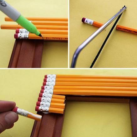 Как можно сделать карандаш 220