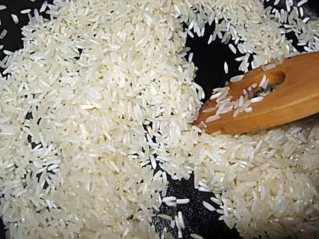 Как приготовить рис с кальмарами