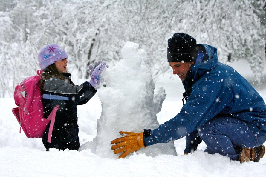 Как развлечь ребенка в Новый год или детская программа на 31 декабря