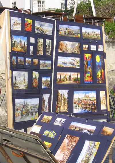 Как в Праге познакомиться с современными видами искусства?