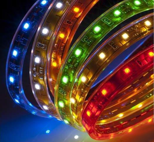 Как и в чем особенности применения светодиодных лент