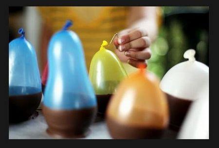 Как сделать шоколадные стаканчики