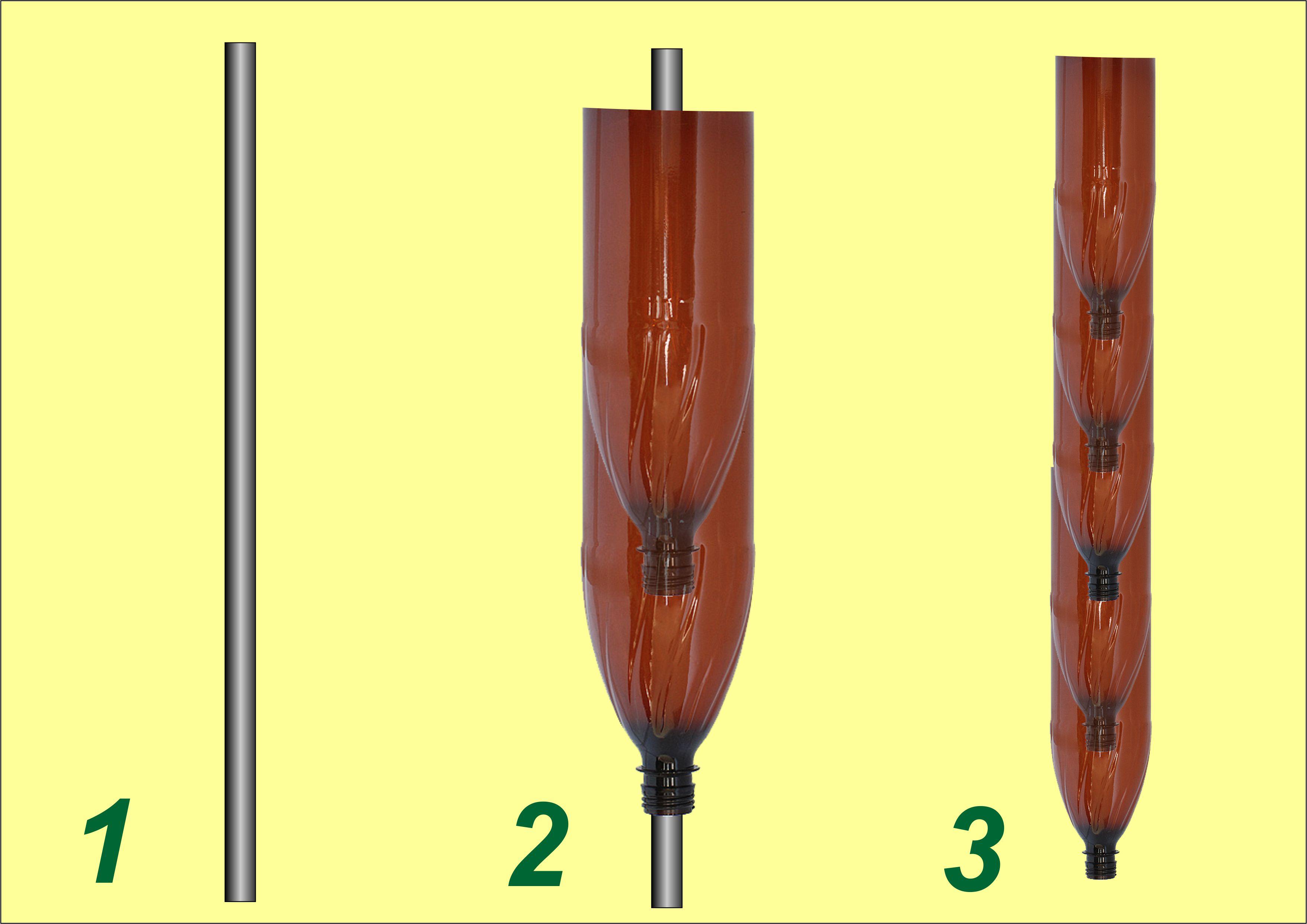 прут в три ствола