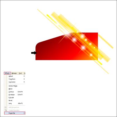 Как создать дизайн красивой папки в CorelDraw. Часть2.