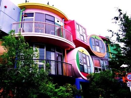 Как выглядят самые необычные дома мира