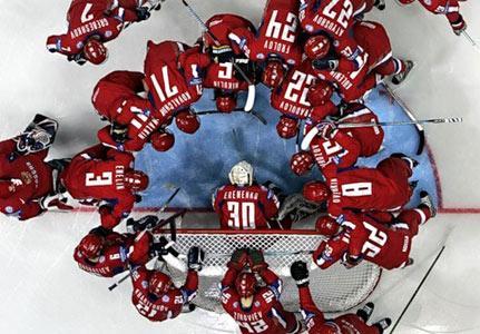 Как проходят чемпионаты мира по хоккею с шайбой