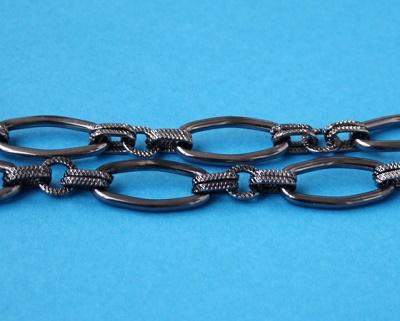 Как сделать колье или браслет из цепи и нитей. Выбор материалов и инструментов