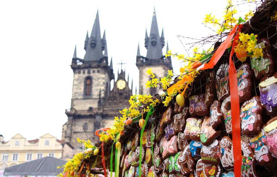 Как празднуют и какие традиции соблюдаются на Пасху в разных странах мира. Часть 2
