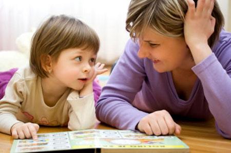 Как быстро научить ребёнка читать слогами?