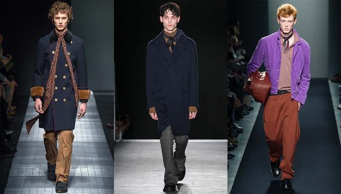 Как выглядят последние тренды мужской моды сезона осень-зима 2015/2016