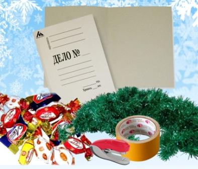 Как сделать елочку из конфет к Новому году