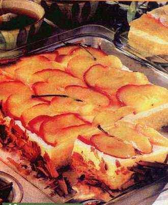 Яблочный торт рецепт рецепты тортов