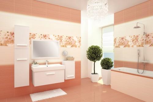 Как преобразовать комнату, используя декоративную керамическую плитку?