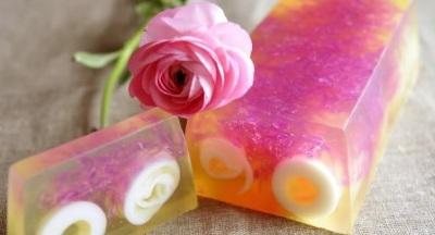 Как сварить мыло для нежной кожи
