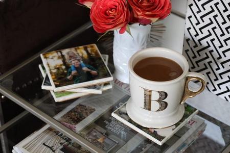 Как сделать подставку под горячее из плитки и фотографии